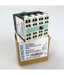 Siemens Hilfsschalterblock 3RH1921-2XA22-0MA0 OVP