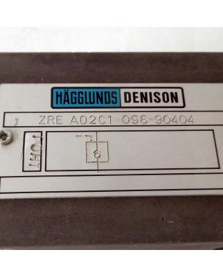 Hägglunds Denison Rückschlagventil ZRE A02C1 098 90404 NOV