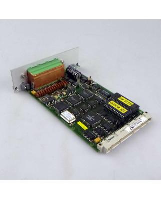 Gericke CPU 500-01 54001.00362-22/95 GEB