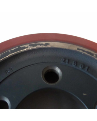 Räder-Vogel Schwerlast Rad 305061 250mm 8505.0013.40 GG25 RV R2 NOV