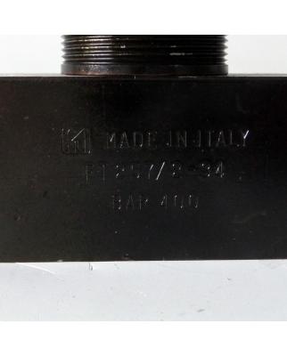 F.LLI TOGNELLA Regelventil FT 257/2 - 34 NOV