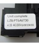 Siemens Steckrelais PT5A5T30 230V (5Stk.) OVP
