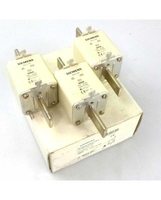 Siemens Sitor Sicherungseinsatz 3NA3 260 (3Stk.) OVP