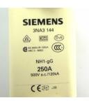Siemens Sitor Sicherungseinsatz 3NA3 144 (3Stk.) OVP