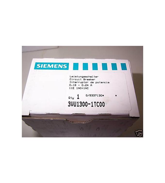 Siemens Leistungsschalter 3VU1300-1TC00 OVP