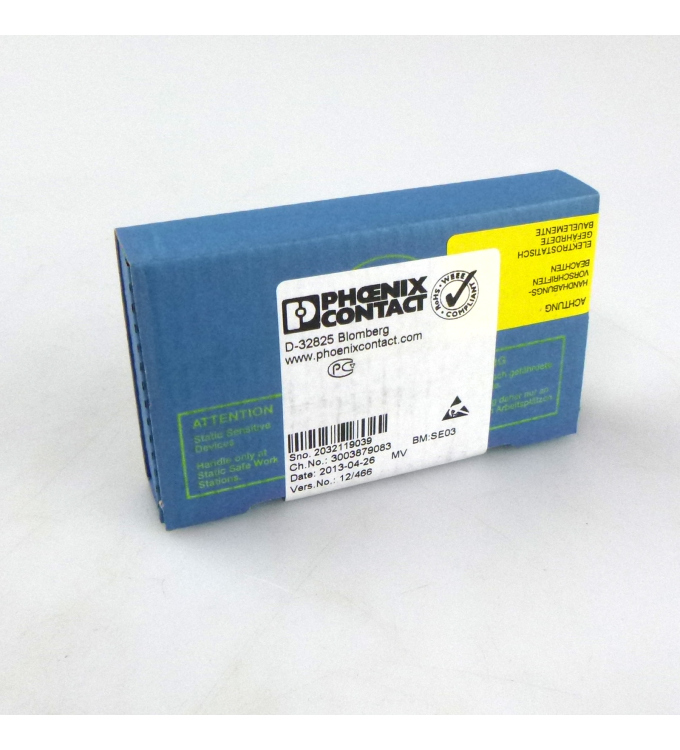 Phoenix Contact Masterboard IBS USC4-2 2812209 SIE