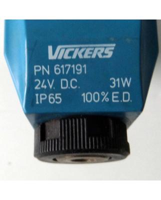 Vickers Hydraulikventill CG5V 6CW D MU H7 10 GEB