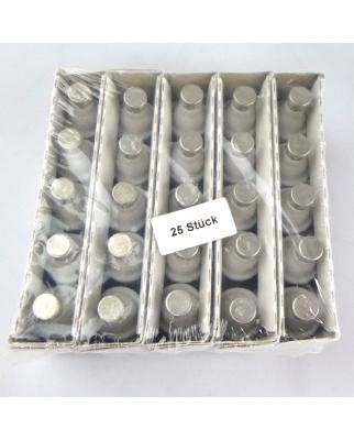 Siemens Diazed Sicherungseinsätze DII 16A 5SB261 (25Stk.) SIE