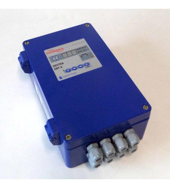 Gestra Flowserve Öl-/Trübungsmelder ORT 6 OR52-5 OR52-6 NOV
