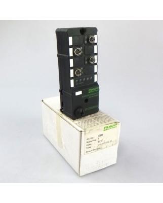 Murr elektronik Interface MVK8-ASI DI4/0,2A AB OVP