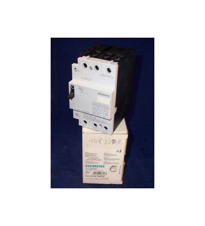 Siemens Leistungsschalter 3VU1600-1MJ00 OVP