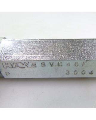 HAWE Druckbegrenzungsventil SVC46F 3004 NOV