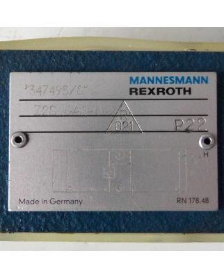 Rexroth Mannesmann Rückschlagventil Z2S 6A1-64 GEB
