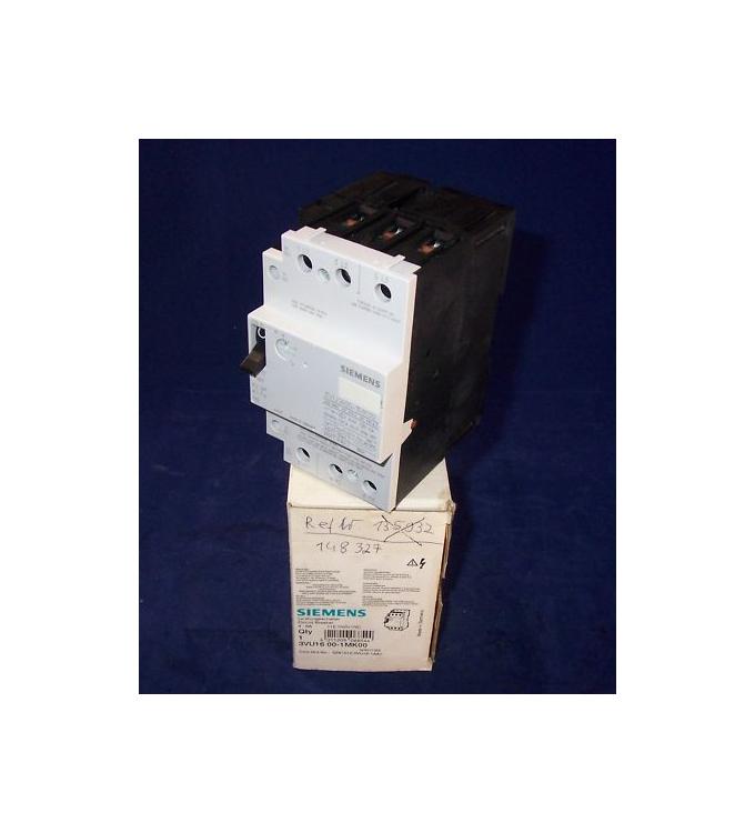 Siemens Leistungsschalter 3VU1600-1MK00 OVP