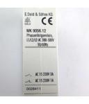 E.Dold & Söhne KG Phasenfolgerelais MK 9056.12 0028411 380-500V GEB