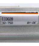 SMC Kompaktzylinder ECDQ2B 32-75D OVP