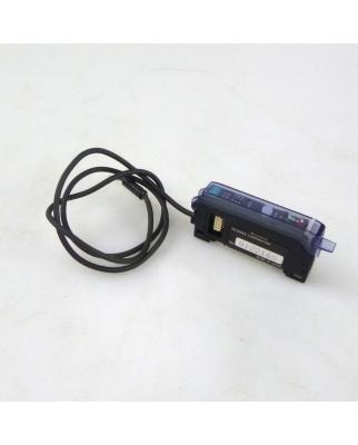 Keyence Lichtleiter-Messverstärker FS-T2P GEB
