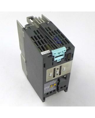Siemens Sinamics Power Module 340 6SL3210-1SE11-7UA0 Vers.D02 GEB