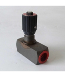 Flutec Drosselrückschlagventil DRV-20-1.1/0 NOV