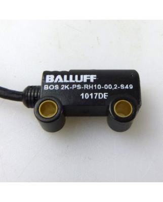 Balluff Optosensor BOS 2K-PS-RH10-00,2-S49 NOV