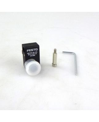 Festo Näherungsschalter SMTSO-8E-PS-M12-LED-24 191986 NOV