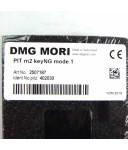 DMG MORI / Pilz Smartkey PIT m2 keyNG mode 1 2507187 402030 OVP
