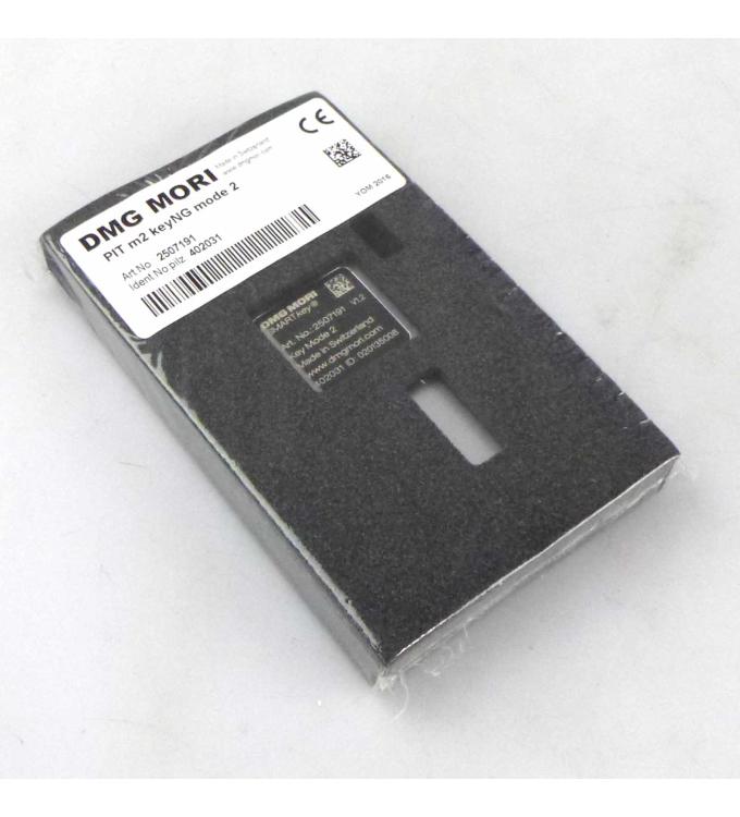 DMG MORI / Pilz Smartkey PIT m2 keyNG mode 2 2507191 402031 OVP
