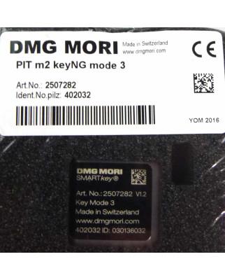 DMG MORI / Pilz Smartkey PIT m2 keyNG mode 3 2507282 402032 OVP