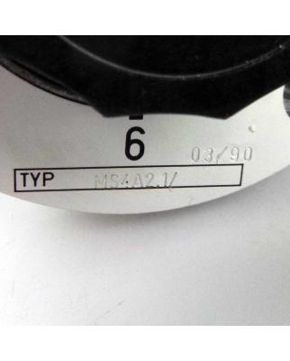 Hydac Manometerwahlschalter MS4A2.1/ NOV