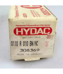Hydac Filterelememt Betamicron 308369 0110R010BN/HC OVP