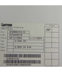 Lenze Braking Chopper 630 EMB6033-G ID 00340918 GEB