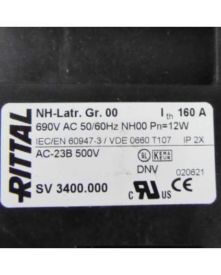 RITTAL NH-Lasttrenner Gr.00 SV 3400.000 NOV