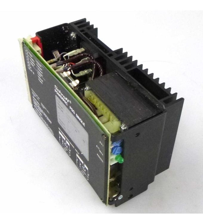 Schroff Powerpac PSG Single Netzgerät PSG 105 11005-174 GEB