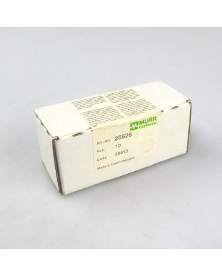 Murr elektronik Schaltgerätentstörmodul 26526 (10Stk.) SIE