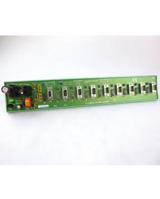 Allen Bradley 8 Channel Drives Encoder Fanout Board...