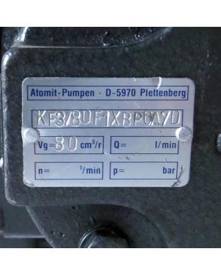 Atomit Hydraulikpumpe KF3/80F1XBPCA7D NOV