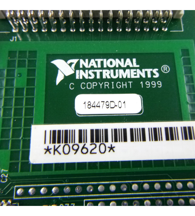 National Instruments Timer CCA, PCI-6602 184479D-01 GEB