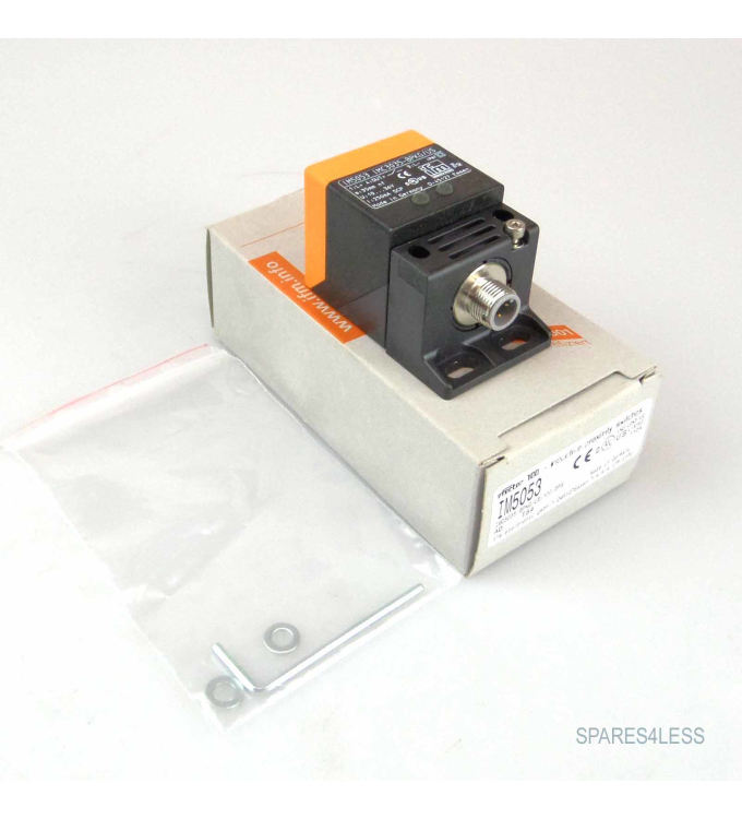 ifm efector induktiver Näherungsschalter IM5053 IMC3035-BPKG/US-100-DPS OVP
