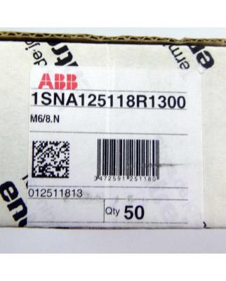 ABB Durchgangsklemme 1SNA125118R1300 OVP
