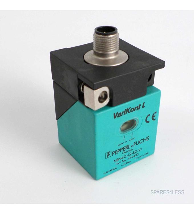 Pepperl+Fuchs Induktiv Sensor NBN40-L2-E2-V1 44643S GEB