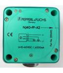 Pepperl+Fuchs Näherungsschalter NJ40-FP-A2-B1-P1 23950 OVP