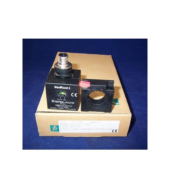 Pepperl+Fuchs Näherungssensor NBB20-L2-A2-C-V1 87106 NOV