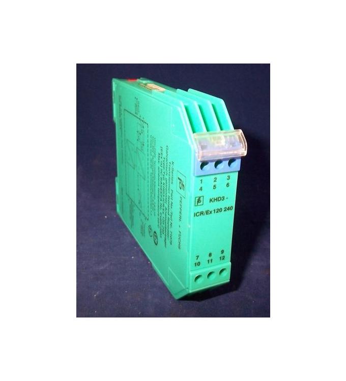 Pepperl+Fuchs Schalter KHD3-ICR/ EX 120 240 71079 GEB