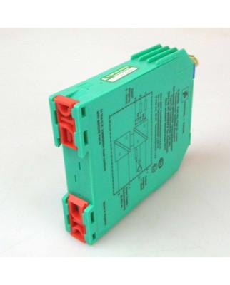 Pepperl+Fuchs Transmitterspeisegerät KHD3-ICR/Ex 130 300 71005 GEB
