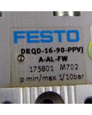 Festo Schwenkantrieb DRQD-16-90-PPVJ-A-AL-FW 175801 GEB