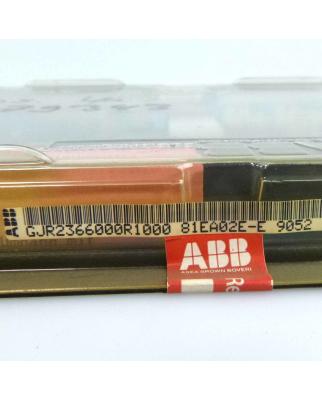 ABB Analogeingabe 81EA02E-E GJR2366000R1000 SIE