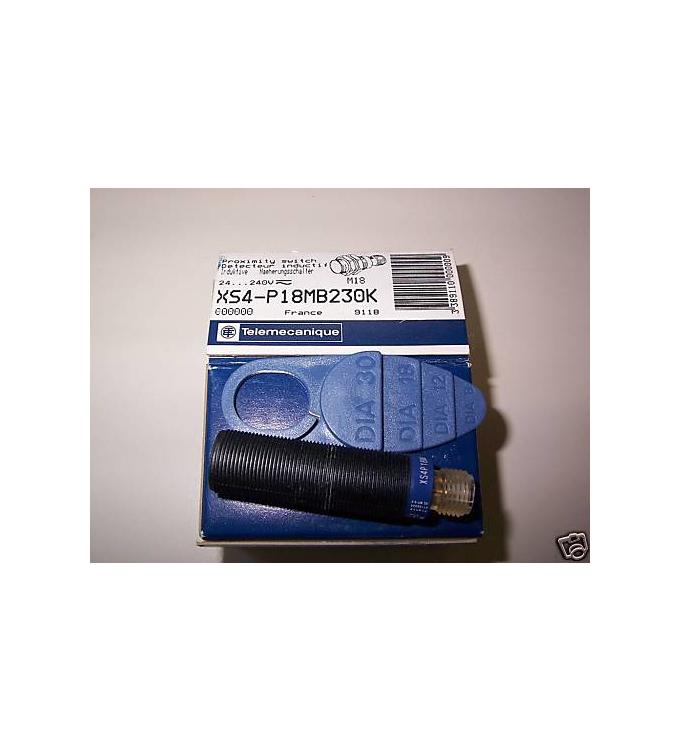 Telemecanique induktiv Näherungsschalter XS4-P18MB230K OVP