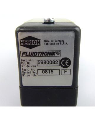 HERION Fluidtronik 5980082 GEB