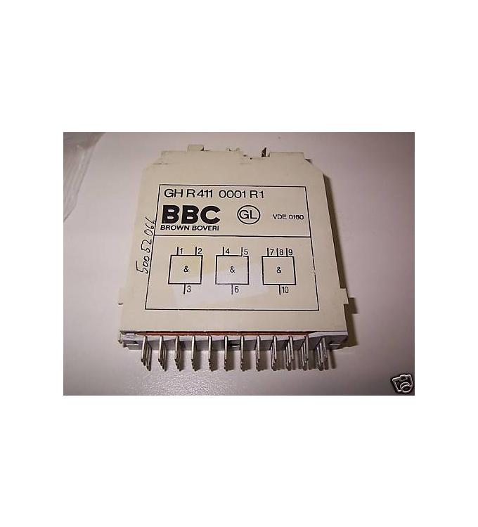 BBC Modul GH R 411 0001 R1 GEB