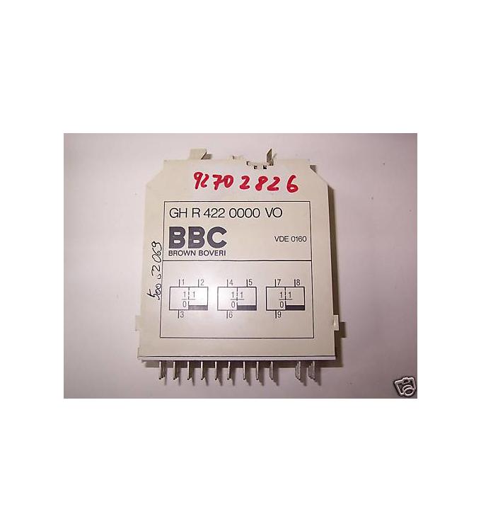 BBC Modul GH R 422 0000 VO GEB